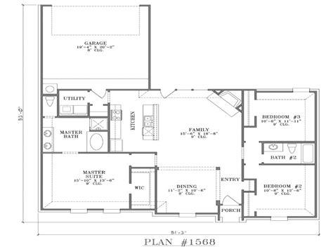 open floor house plans one modern open floor plans single open floor plans with