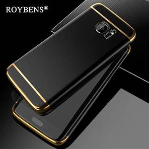 For Samsung Galaxy S7 Edge Case S8 Fashion 3in1 Hard Pc