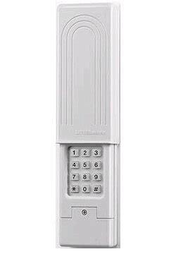 chamberlain garage door keypad chamberlain klik2u clicker compatible wireless universal