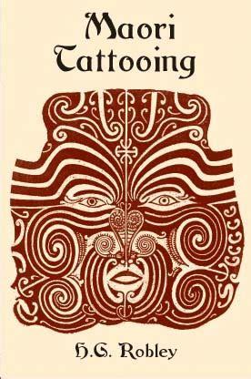maori tattooing  horatio gordon robley reviews