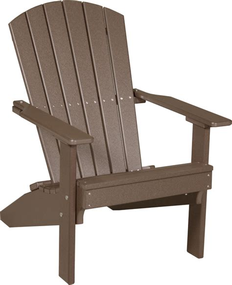 outdoor maintenance free poly furniture lakeside