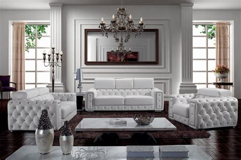 houzz living room chairs zonka tufted leather sofa set modern living room