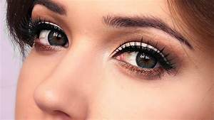 How to match contact lenses with your skin tone ...