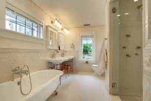 bathroom designs with clawfoot tubs master bathroom design with clawfoot tub using wall lights above mirror antiquesl