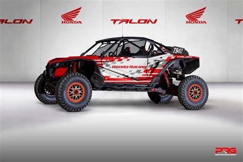 Honda Announces Off-Road Side-by-Side Race Team - UTV ...