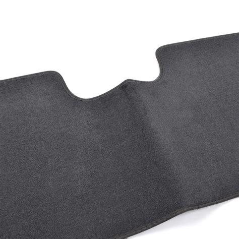 5pc set plush carpet passenger auto floor mats front