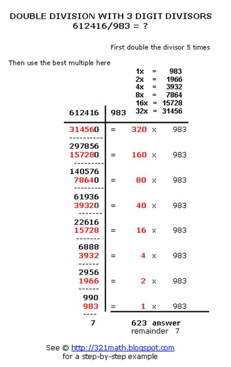 Division Worksheets » Division Worksheets Two Digit Divisors  Free Printable Worksheets For Pre