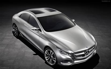 Mercedes Benz F800 Style Concept 2018 Widescreen Exotic
