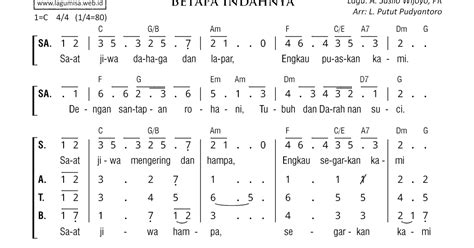 teks lagu persembahan hati imakulatanadia com teks partitur not angka kunci orgen lagu misa gereja katholik