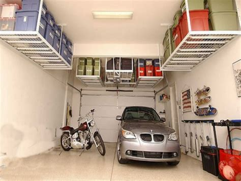 Garage Storage Solutions For A Properly Optimized Space