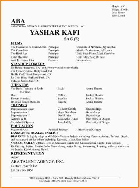 Things To Put On A Resume About Waitressing by 7 List Of Skills To Put On A Resume Mac Resume Template