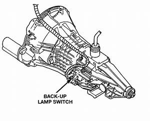 Location Of Backup Light Switch For 98 Dodge Ram 4x4 5