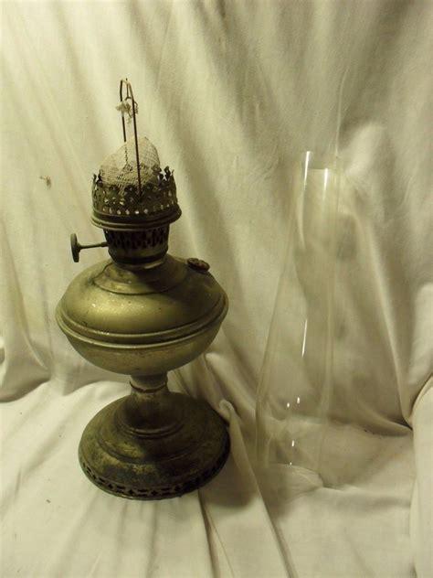 antique aladdin oil kerosene lamp ebay