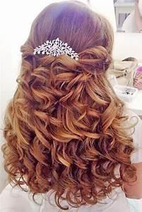 wedding hairstyles for long hair flower girl - Hair Styles