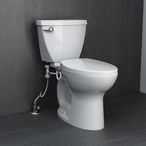How To Install A Bidet Toilet Seat by Aquawash Telescoping Bidet Seat American Standard