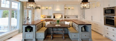Country Style Kitchens Ideas - armoires de cuisine chêtre montréal rive sud ateliers jacob