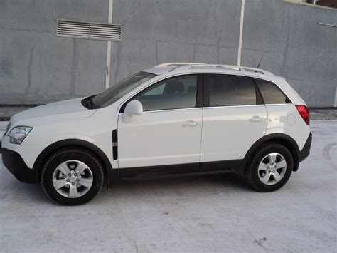 Opel Antara by 2010 Opel Antara Pictures Information And Specs Auto