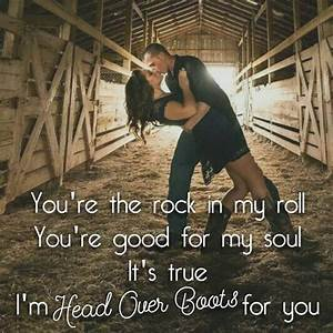 14 Country Love Song Quotes - QuotesHumor.com ...