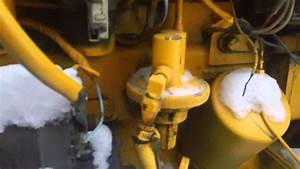 John Deer 300 Tractor Fuel Pump Issue