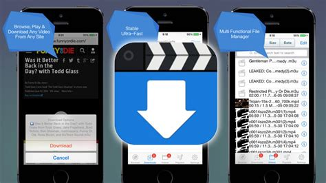 best video downloader for iphone best video downloader iphone video review by stelapps Best