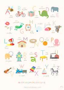 Printable Spanish Alphabet