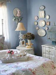 Shabby Chic Bedroom Wall