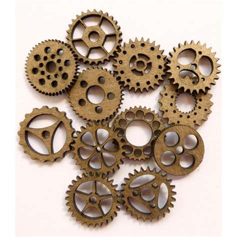 "Mini Gears 34"" (set Of 12"