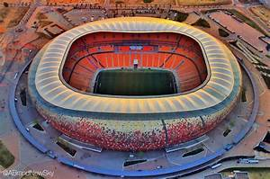 Fnb Stadium  Soccer City