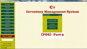 c tutorial for inventory management system with c code With inventory management system project documentation free download