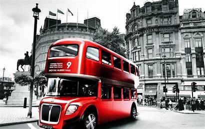 Bus London 4k Tv