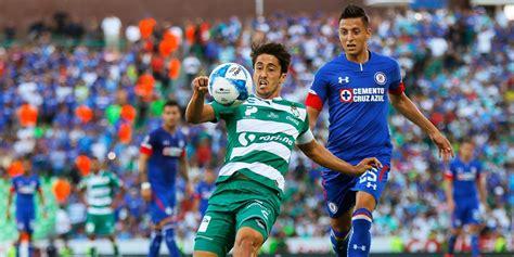 Santos vs cruz azul hoy en vivo: Ver EN VIVO Cruz Azul vs Santos Laguna por la jornada 3 de ...