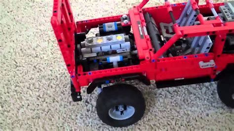 Lego Jeep Cherokee
