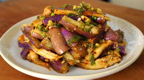 eggplant side dish gaji namul recipe maangchicom