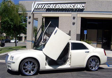 car with no doors vertical doors all cars no one