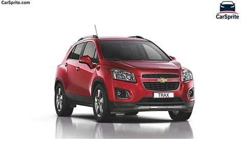chevrolet trax  prices  specifications  oman