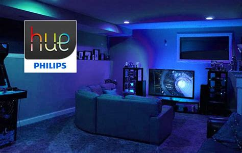 Philips Hue Light by The Philips Hue Lighting 12 Monkeys Sync Experiment