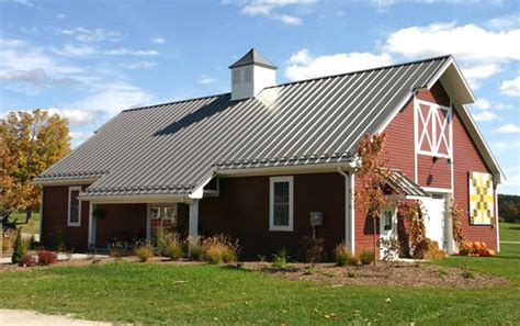 Barn House Prices by What Are Pole Barn Homes How Can I Build One Metal