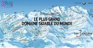 ski domaine skiable les 3 valles With camping charente maritime avec piscine 15 dsert dsert du kalahari