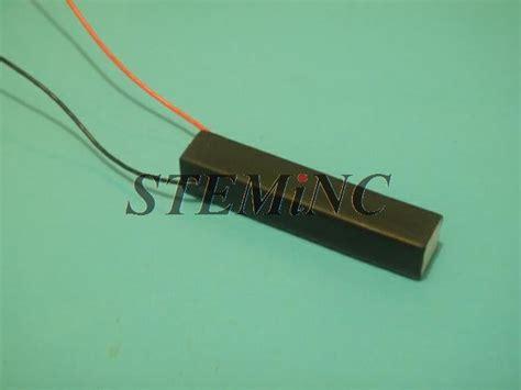 Stack Piezo Actuator 7x7x42mm 50um Displacement