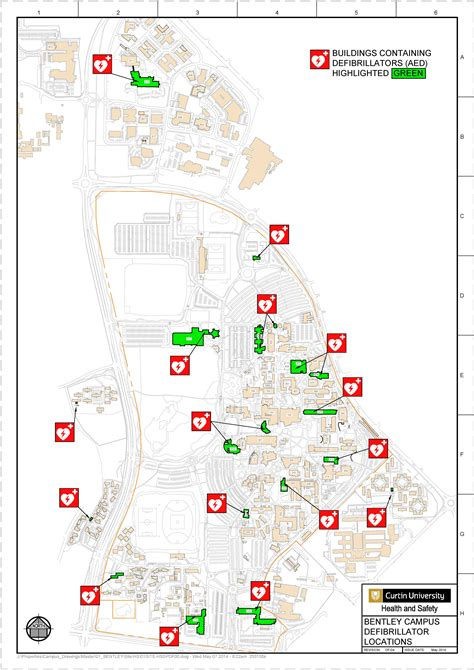 aed location map