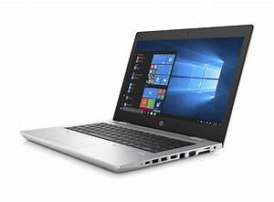 Hp Probook 640 G4 14 U0026quot  Fhd Laptop With 256 Gb Ssd