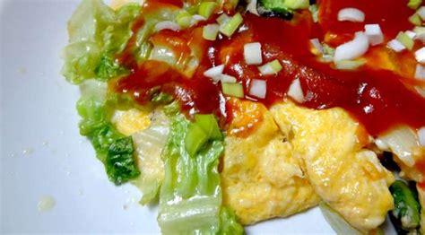 comment cuisiner des huitres omelette aux huîtres ô á chian taïwan la tendresse