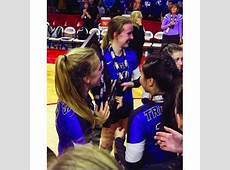 Girls Volleyball Beth Dunlap, Downers Grove North 'gave