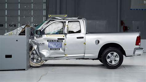 Best Ram Tester Ford F 150 Comes Top In Key Crash Test Ram Trucks Score Worst