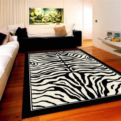 avoir  tapis zebre sans partir en safari cest