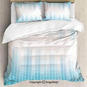 3, Piece, Set, Soft, Microfiber, Bedding, Set, Contemporary