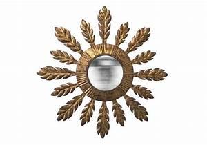 Peinture Argentée Spéciale Miroir : le miroir soleil plus tendance que jamais elle d coration ~ Dailycaller-alerts.com Idées de Décoration