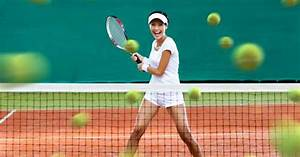 Tennis for Weight Loss and Fitness - Weight Loss Resources