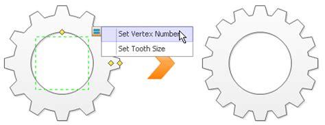 generate gear diagram easily