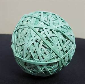 Rubber band ball - Wikipedia Balls and Bands